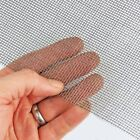 #10 x 0.36mm Wire x 1.76mm Aperture - Mild Steel (Plain Steel) - Woven Wire Mesh