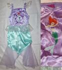 ARIELLE DISNEY COSTUME MERMAID PRINCESS Gr. 98-104-110-116-122-128