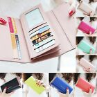 2015 Fashion Lady Women Clutch Purse Long Wallet Bags PU Handbags Card Holder