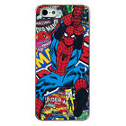 Custom Comics Spiderman Cool Flying For iPhone 4 4S 5 5S 5C Phone Case Cover