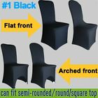 Chair Covers Spandex Lycra Wedding Banquet Anniversary Party Decor -12 Colours
