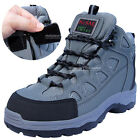 New Men K2ASF Safety Work Boots Steel Toe Cap Zippers Made in Korea