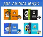 SNP Animal Facial Mask Sheet Tiger Panda Dragon Otter Essence Face Moisture Pack