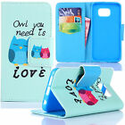For iPhone 7/7 Plus/6s Plus Vintage Pattern Wallet Flip Leather Stand Case Cover