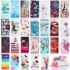 For iPhone 7/7 Plus/6s Plus Vintage Pattern Wallet Flip Leather Stand Case...
