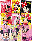 Disney Minnie Mouse Birthday Greeting Card 1 2 3 5 7 Daughter Niece Sister Girl