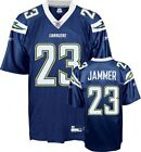 NFL Jammer san Diego chargeurs Football Américain Premier Maillot Jersey