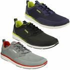ORSON LITE MENS CLARKS LACE UP G FITTING LIGHTWEIGHT LIGHT GREY SAILING TRAINERS