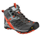 KEEN MARSHALL MID WP MENS RAVEN / SPICY ORANGE