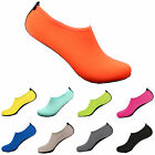 CHOICE!! AQUA skin shoes[+zipper bag] BAREFOOT beach multi water yoga socks us