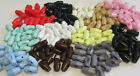 5 or 10 19mm PLASTIC BABY TOGGLE BUTTONS BABYKNIT VARIOUS COLOURS TO CHOOSE