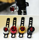 1pc Aluminium Alloy Bike Bicycle Cycling Front Rear Safety Caution Warning Light