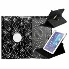 Rotating Case Cover For Samsung Galaxy Tab 3 10.1 P5200 P5210 (PU Leather )