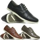 Mens Casual Flat Lace Up New Boat Deck Plimsolls Summer Pumps Formal Shoes Size