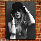 STEVIE NICKS FLEETWOOD MAC CANVAS WALL ART BOX PRINT PICTURE SMALL/MEDIUM/LARGE