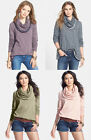 NWT Free People Cowl Neck Sweater XS S M L XL