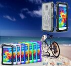 Waterproof Shock/Dirt Proof Durable Case Cover For Samsung Galaxy Cell phones