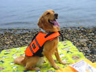 Pets Dog swimming Preserver Floatation Safety Reflection Vest Water Life Jacket