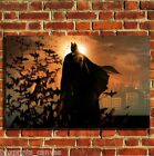 BATMAN COMIC MOVIE COOL CANVAS WALL ART BOX PRINT PICTURE SMALL/MEDIUM/LARGE