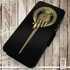 Hand of the King - Game of thrones inspired, G.O.T. Printed Faux Leather Cover