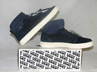Vans Off The Wall Shoes New OTW Alomar Washed Suede Blues Size 11