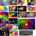 """3D Decal Prints Hard Case+Keyboard Cover for Macbook Pro""""13""""15"""" Retina Air 11""""12"""