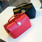 Womens Doctor Bag Purse Briefcase Tote Handbag Shoulder Crossbody Messenger