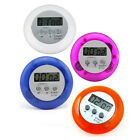 Mini LCD Round Magnetic Digital Kitchen cooking Timer 99 Minute Countdown alarm