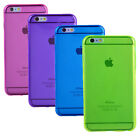 "For Apple iPhone 6 4.7"" Or Plus 5.5'' TPU Slim Rubber Gel Ultra Thin Case Cover"