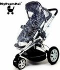 My Pram Pal� Raincover compatible with QUINNY Pushchair,  Pram,  Buggy,  Stroller