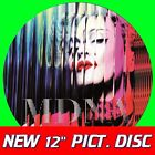 "MADONNA - Girl Gone Wild - 4 Minutes (Part 1)  / PICTURE DISC / 12"" Vinyl / NEW"