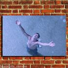SHAWSHANK ANDY FREE MOVIE CANVAS WALL ART BOX PRINT PICTURE SMALL/MEDIUM/LARGE