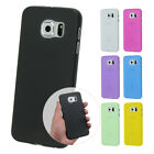 UltraSlim Case Samsung Galaxy S6 / Edge Matt / Clear Schutz Hülle Cover Schale