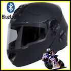 Torc T27 MODULAR MOTORCYCLE HELMET with BUILT IN STEREO BLUETOOTH SYSTEM