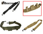 1X Tactical 1000D Nylon Padded Shoulder Strap Replacement for Bag Pouch Backpack
