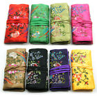 Brand New Chinese Handmade Classical Embroidered Silk Handbag Gift Bag With Rope