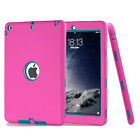 Shockproof Defensive Heavy Duty Hybrid Protect Case Cover For Apple iPad Air 1