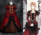 H-3253 Diabolik Lovers Beatrix rot red Cosplay Kostüm costume Kleid dress n. Maß