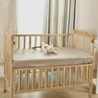 Lilysilk 100% Mulberry Silk Baby Cot Crib Toddlers19 Momme Fitted Sheet Standard