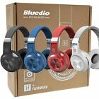 New Bluedio Turbine Hurricane H+ (Plus) Bluetooth 4.1 Stereo Headphones Headset