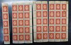 Germany Revenue 3rd Reich 50 & 60 RPF Stamps 45 Sets