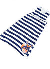 Organic Cotton Baby Sleeping Bag by Snoozy Baby Fox 0-6 months & 6-18 months