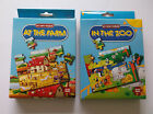 Childs 24 Piece Mini Jigsaw Puzzle At The Farm or In The Zoo Stocking Filler Toy
