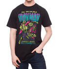 Marvel Iron Man Limited Neon Cover T-Shirt Officially Licensed Merchandise