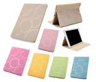 Luxury Matte Leather Smart Case Stand Magnetic Cover for iPad 2 3 4 Mini Air