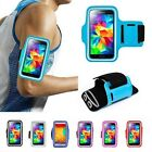 Sports Running Gym Armband Case For Samsung Galaxy Note 2 3 4 S5 S6 edge Plus