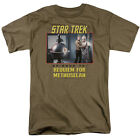 Star Trek Original Requiem For Methuselah TV Show T-Shirt Sizes S-3X NEW
