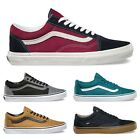 "VANS Scarpe UOMO Shoes ""Old Skool"" Sneakers SKATE Originali NUOVE Mens NEW 5 Col"