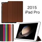 New Folding Leather Stand Cover Case For 12.9 Inch Apple iPad Pro Tablet PC 2015