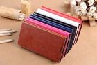 Business PU Leather Phone Protection Case Stand Flip Cover For Huawei Honor 3C